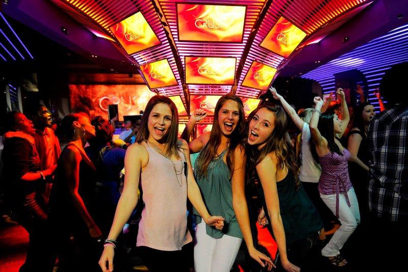 The Royal at Atlantis-CRUSH Teen Club – Dance Club<br/>Image from Leonardo