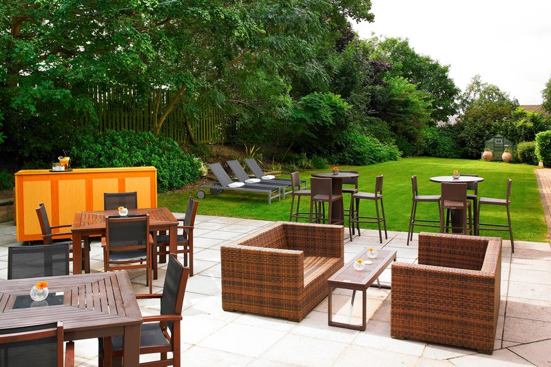 Marriott Portsmouth Hotel-Outdoor Patio & Garden<br/>Image from Leonardo