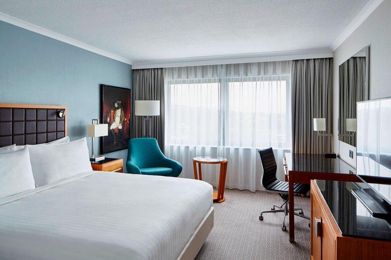 Marriott Portsmouth Hotel-Superior Guest Room<br/>Image from Leonardo