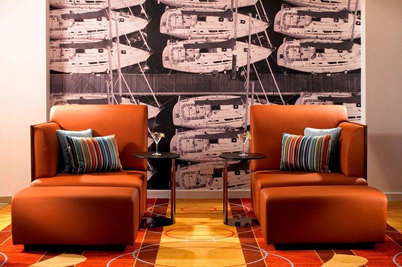 Marriott Portsmouth Hotel-Cast Iron Bar & Grill Sitting Area<br/>Image from Leonardo