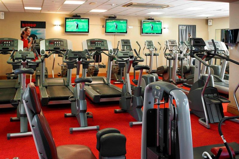 Marriott Portsmouth Hotel-Fitness Center<br/>Image from Leonardo