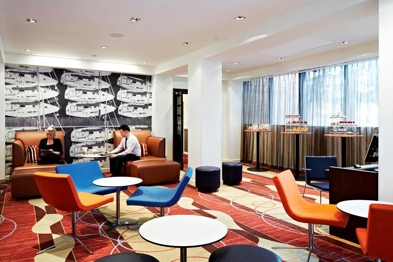 Marriott Portsmouth Hotel-Conference Breakout Area<br/>Image from Leonardo