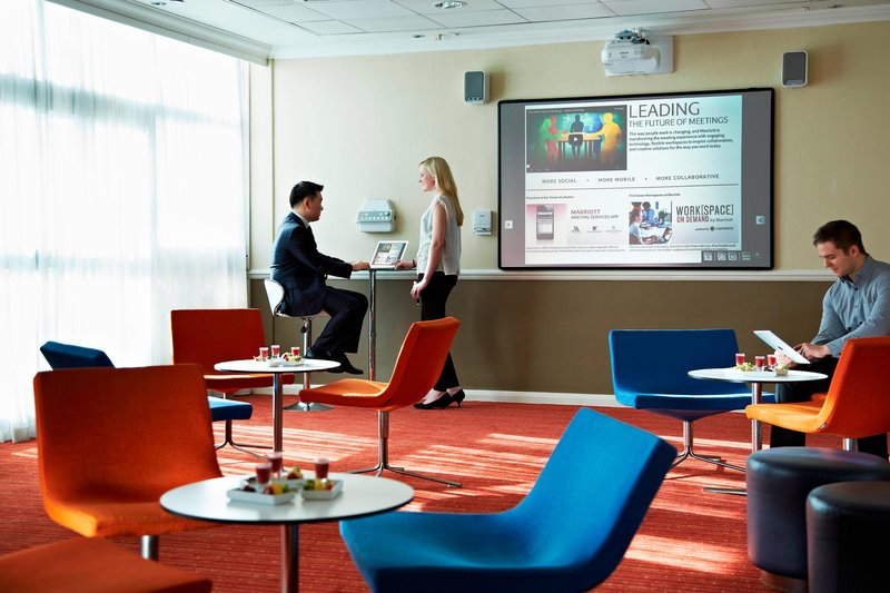 Marriott Portsmouth Hotel-Chichester Suite - Meetings Imagined<br/>Image from Leonardo