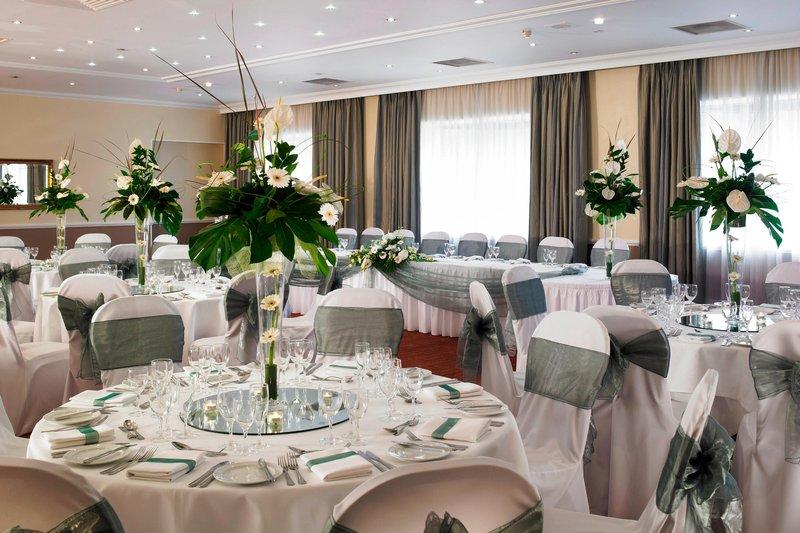 Marriott Portsmouth Hotel-Heritage Suite - Wedding Reception<br/>Image from Leonardo