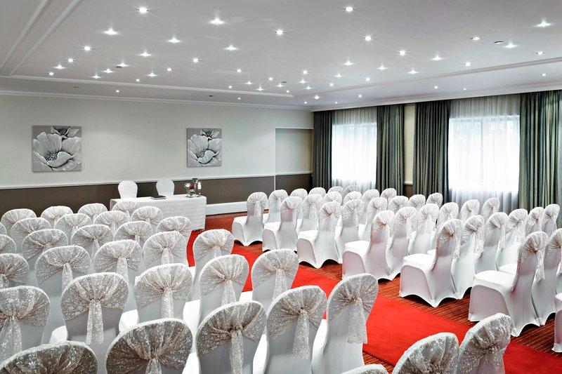 Marriott Portsmouth Hotel-Heritage Suite - Wedding Ceremony<br/>Image from Leonardo