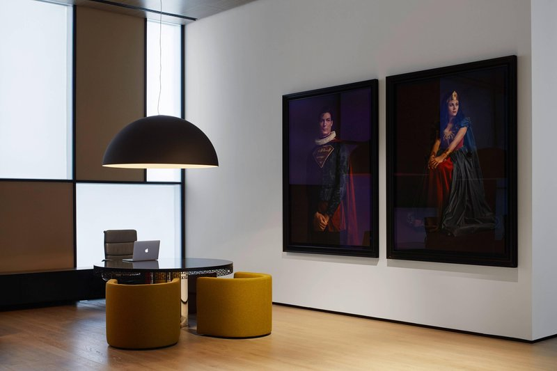 Autograph Collection Roomers Baden-Baden-Lobby Seating Area<br/>Image from Leonardo