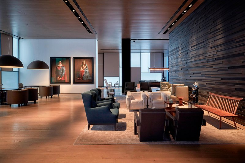 Autograph Collection Roomers Baden-Baden-Lobby - Seating Area<br/>Image from Leonardo