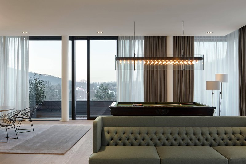 Autograph Collection Roomers Baden-Baden-Master Suite - Living Area<br/>Image from Leonardo