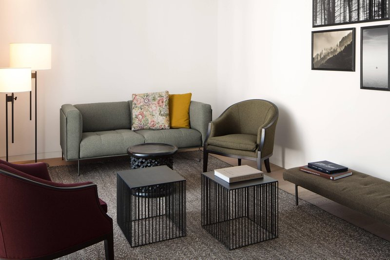 Autograph Collection Roomers Baden-Baden-Junior Suite Prestige - Seating Area<br/>Image from Leonardo