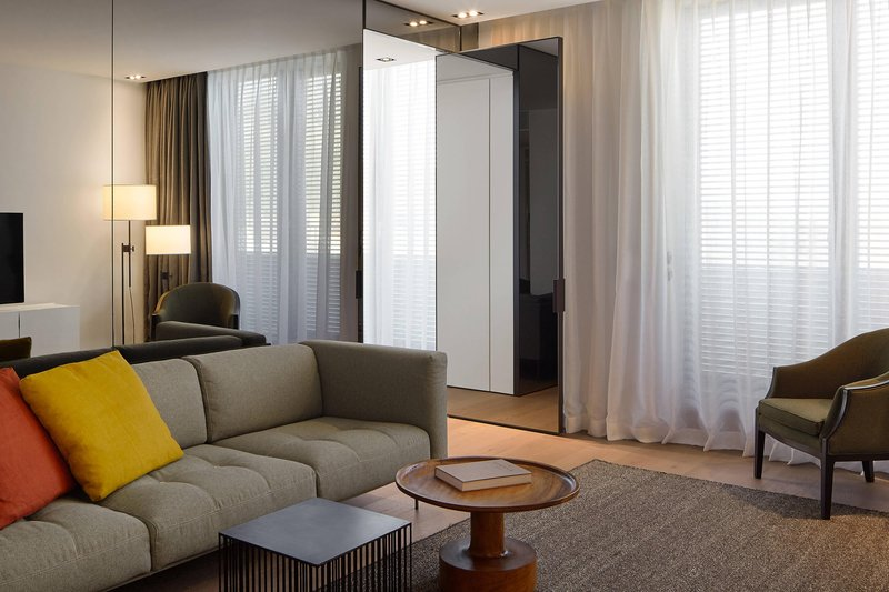 Autograph Collection Roomers Baden-Baden-Select Suite - Living Area<br/>Image from Leonardo