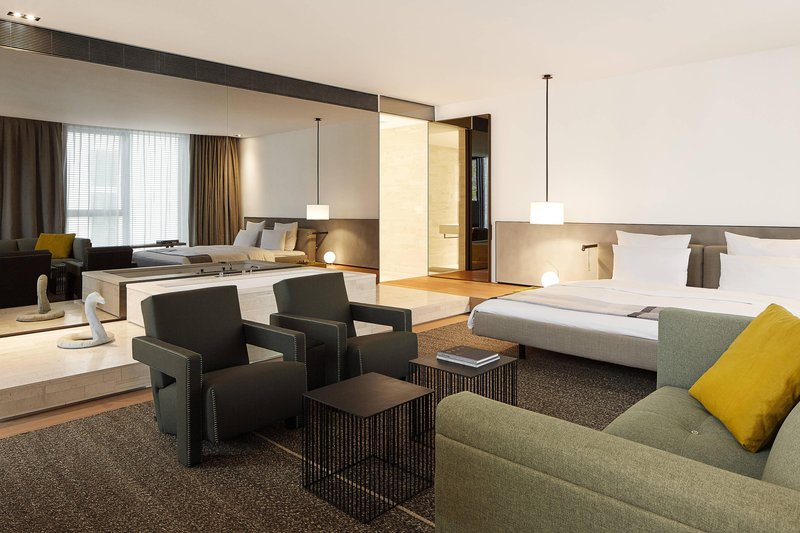 Autograph Collection Roomers Baden-Baden-Superior Suite - Living Area<br/>Image from Leonardo