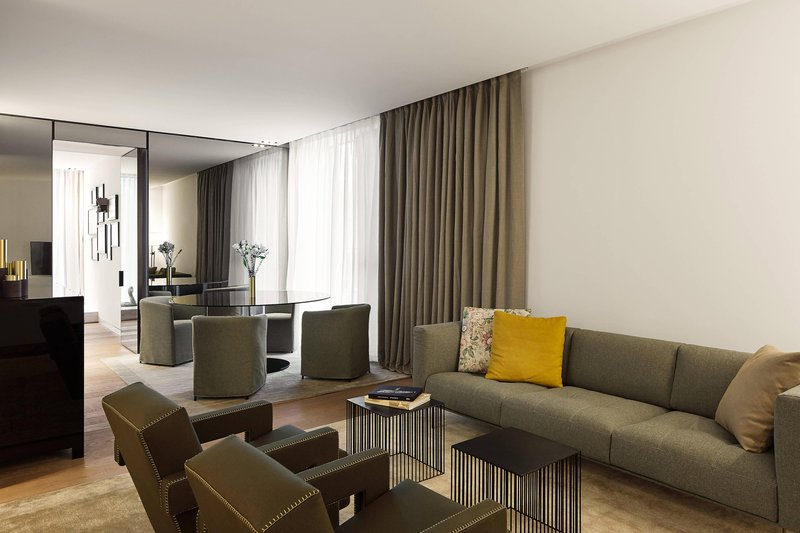 Autograph Collection Roomers Baden-Baden-Deluxe Suite - Living Area<br/>Image from Leonardo