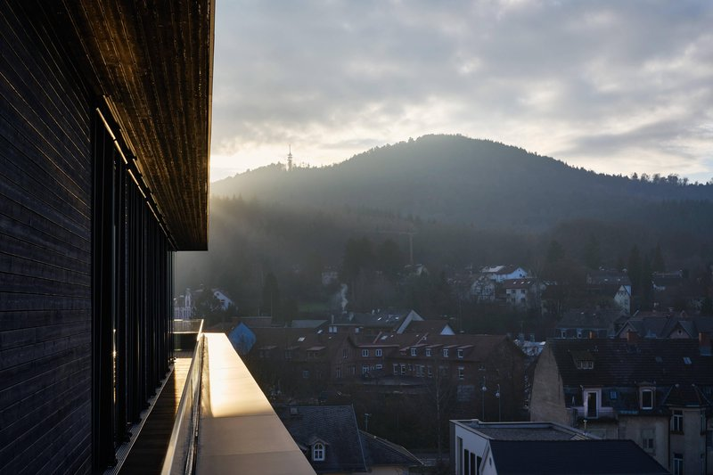 Autograph Collection Roomers Baden-Baden-Sunrise - Rooftop View<br/>Image from Leonardo