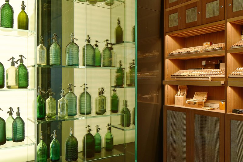 Autograph Collection Roomers Baden-Baden-Roomers Bar - Humidor<br/>Image from Leonardo