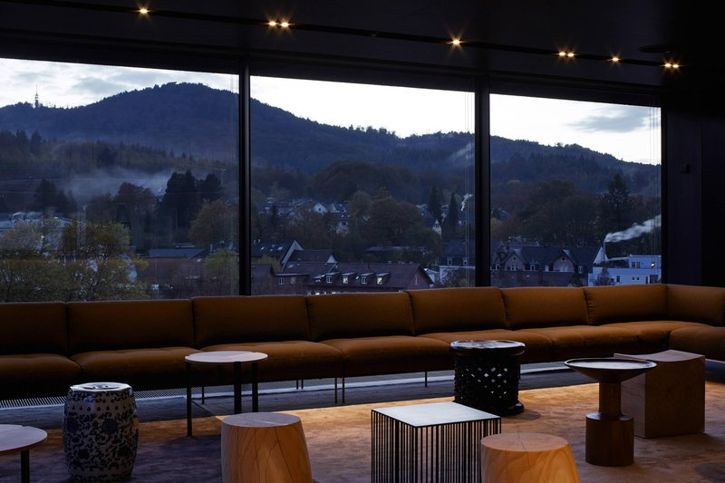 Autograph Collection Roomers Baden-Baden-Roomers Rooftop Bar<br/>Image from Leonardo
