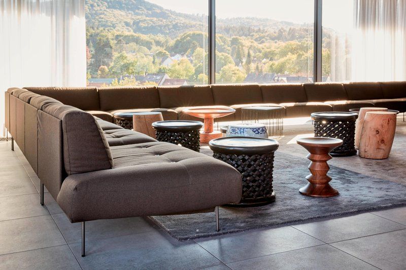 Autograph Collection Roomers Baden-Baden-Rooftop Bar - Seating Area<br/>Image from Leonardo