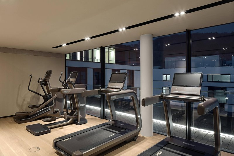 Autograph Collection Roomers Baden-Baden-Fitness Center<br/>Image from Leonardo