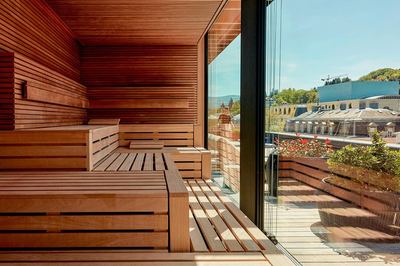 Autograph Collection Roomers Baden-Baden-Roomers Spa - Sauna<br/>Image from Leonardo