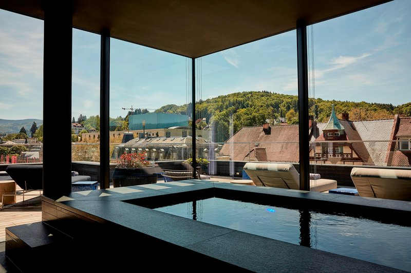 Autograph Collection Roomers Baden-Baden-Roomers Spa - Inside Pool<br/>Image from Leonardo