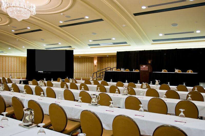 Crowne Plaza Louisville Airport Expo Center-Crowne Ballroom Meeting<br/>Image from Leonardo