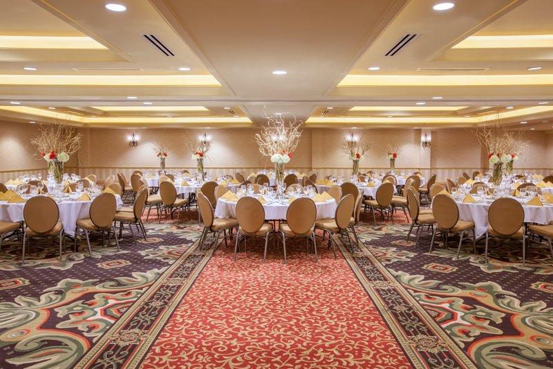 Crowne Plaza Louisville Airport Expo Center-Coronet Ballroom<br/>Image from Leonardo