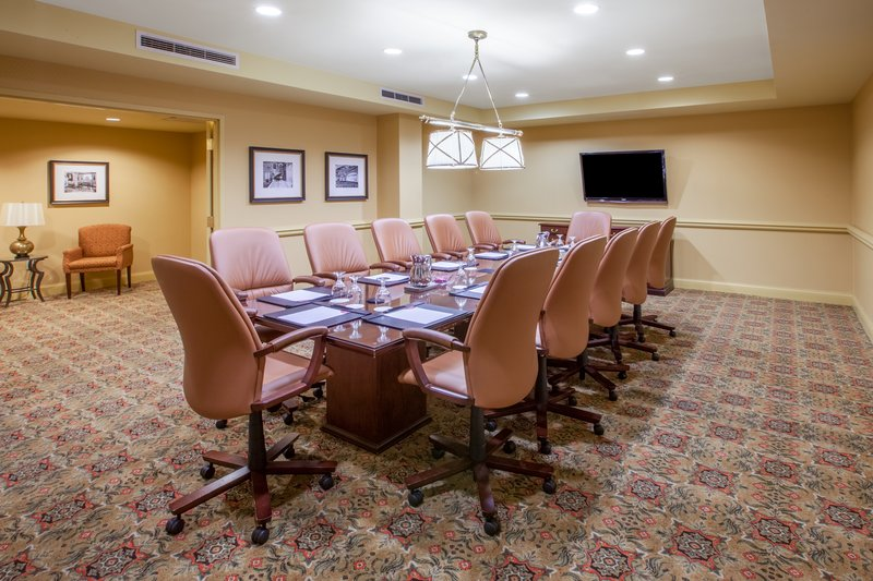 Crowne Plaza Louisville Airport Expo Center-Executive Boardroom, perfect for VIP meetings <br/>Image from Leonardo