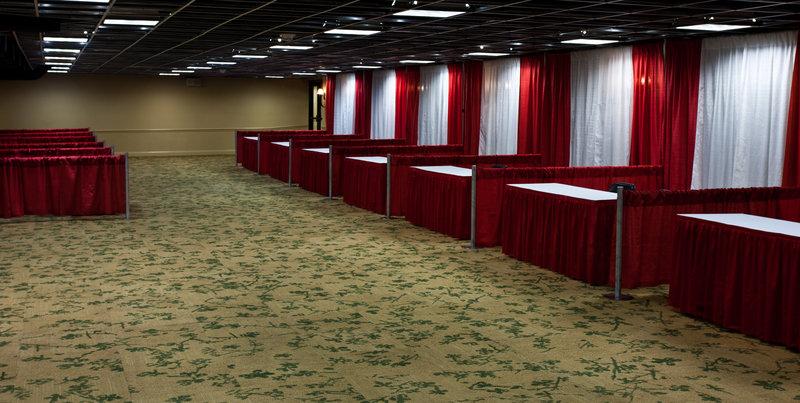 Crowne Plaza Louisville Airport Expo Center-Louisville Airport Hotel Exhibit Hall<br/>Image from Leonardo