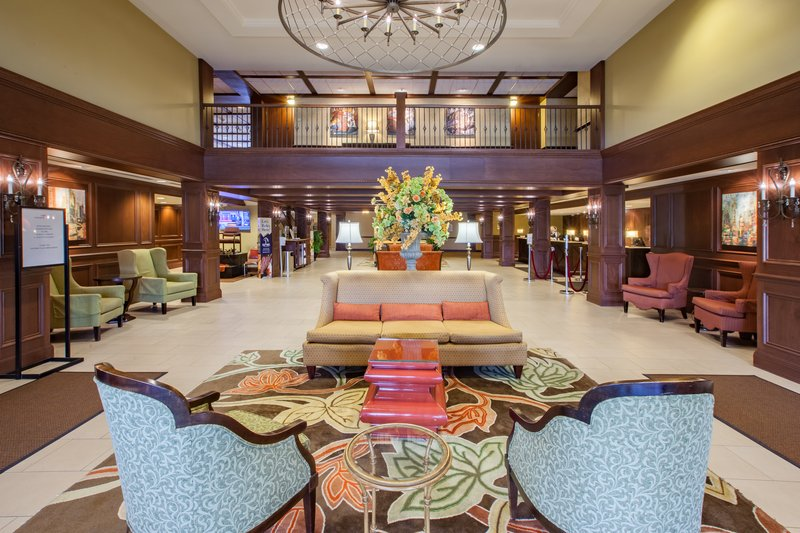 Crowne Plaza Louisville Airport Expo Center-Other nearby attractions include Kentucky Kingdom <br/>Image from Leonardo