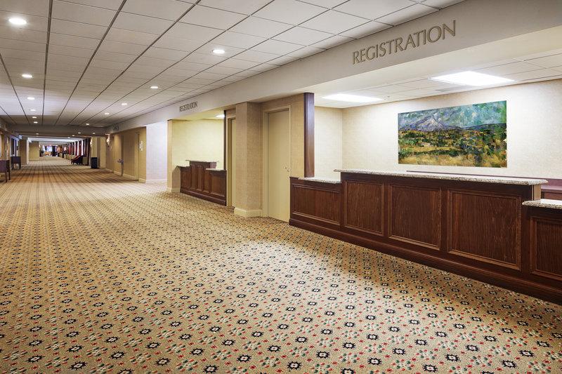 Crowne Plaza Louisville Airport Expo Center-Ballroom Foyer<br/>Image from Leonardo