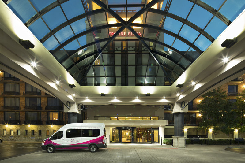 Crowne Plaza Louisville Airport Expo Center-Welcome to Crowne Plaza Louisville <br/>Image from Leonardo