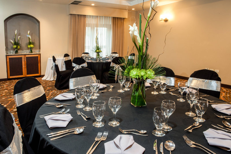 Courtyard Port of Spain-Grand Riviere Meeting Room - Social Event Style<br/>Image from Leonardo