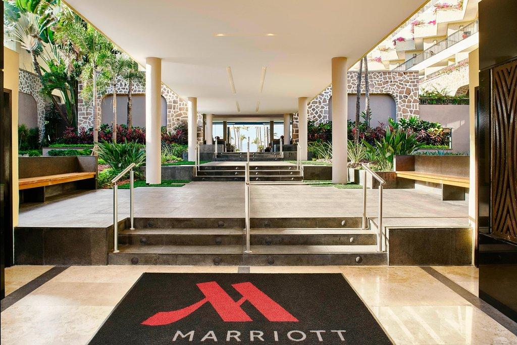 Marriott Puerto Vallarta Resort & Spa - Entrance <br/>Image from Leonardo