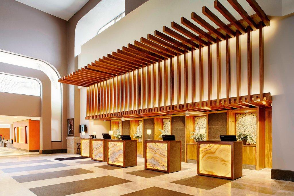 Marriott Puerto Vallarta Resort & Spa - Front Desk <br/>Image from Leonardo