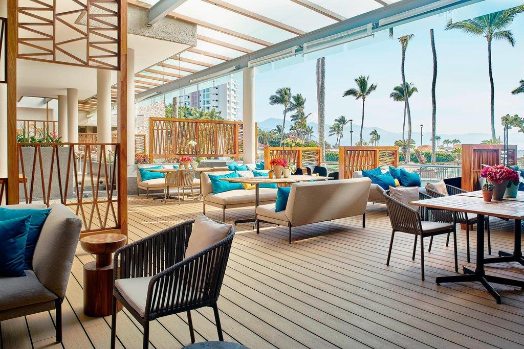 Marriott Puerto Vallarta Resort & Spa - Outdoor Patio <br/>Image from Leonardo