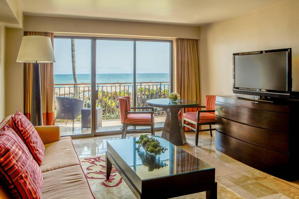 Marriott Puerto Vallarta Resort & Spa - Emperor Suite - Living Room <br/>Image from Leonardo