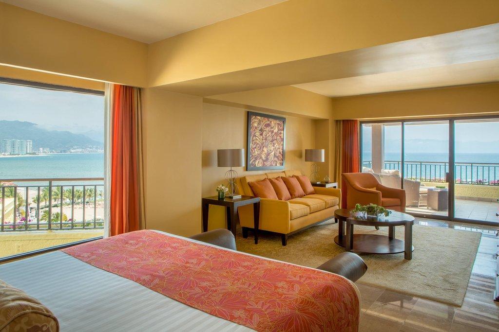Marriott Puerto Vallarta Resort & Spa - Presidential Suite - Bedroom <br/>Image from Leonardo