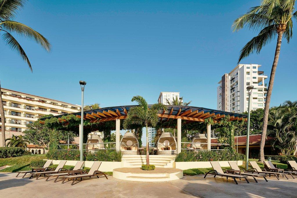 Marriott Puerto Vallarta Resort & Spa - Outdoor Pool - Terrace <br/>Image from Leonardo