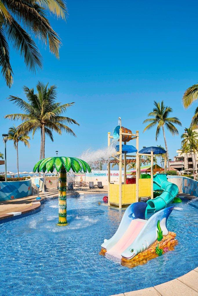 Marriott Puerto Vallarta Resort & Spa - Kids Outdoor Pool <br/>Image from Leonardo