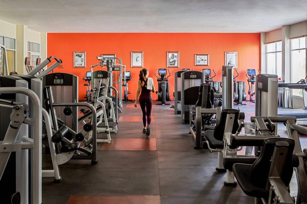 Marriott Puerto Vallarta Resort & Spa - Fitness Center <br/>Image from Leonardo