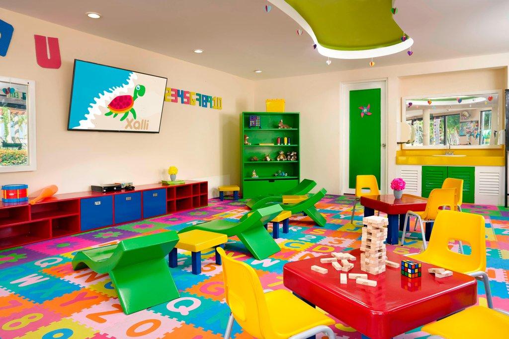 Marriott Puerto Vallarta Resort & Spa - Kids Club <br/>Image from Leonardo