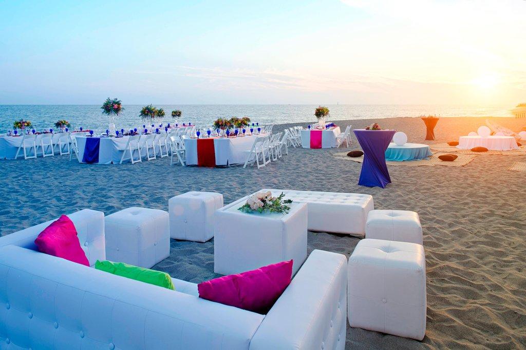 Marriott Puerto Vallarta Resort & Spa - Outdoor Event Details <br/>Image from Leonardo