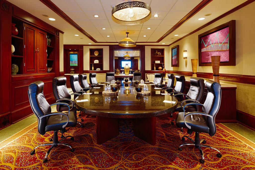 Marriott Puerto Vallarta Resort & Spa - Cancun Boardroom <br/>Image from Leonardo