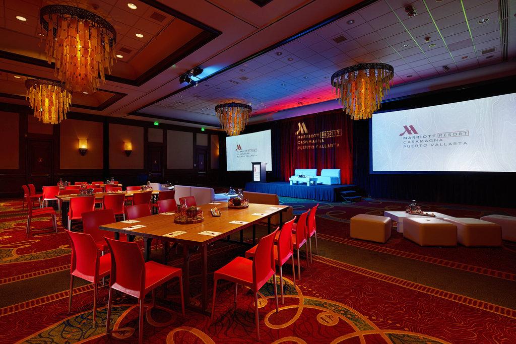 Marriott Puerto Vallarta Resort & Spa - Ballroom <br/>Image from Leonardo