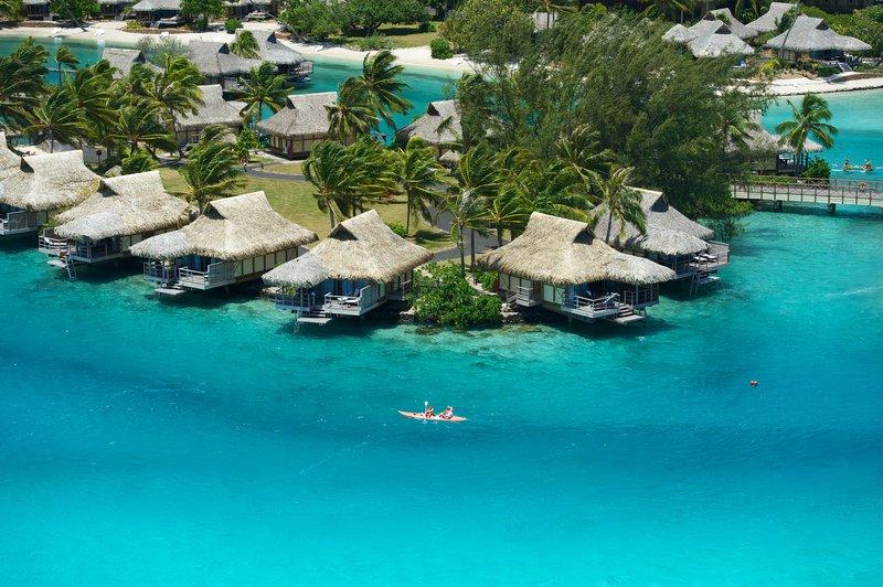Intercontinental Moorea Resort-Overwater Bungalows<br/>Image from Leonardo