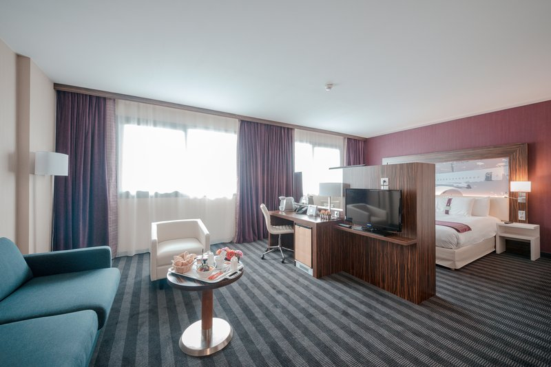 Holiday Inn Toulouse Airport-Our Junior suite will offer you an unbelievable memory<br/>Image from Leonardo