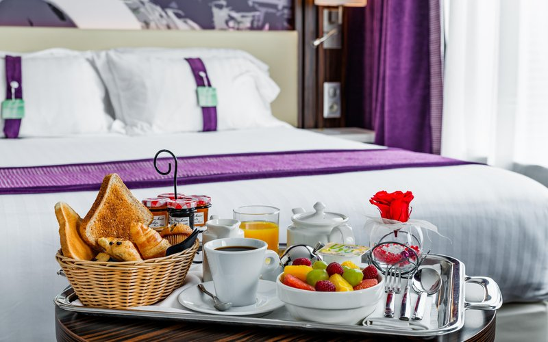Holiday Inn Toulouse Airport-Enjoy our room service!<br/>Image from Leonardo