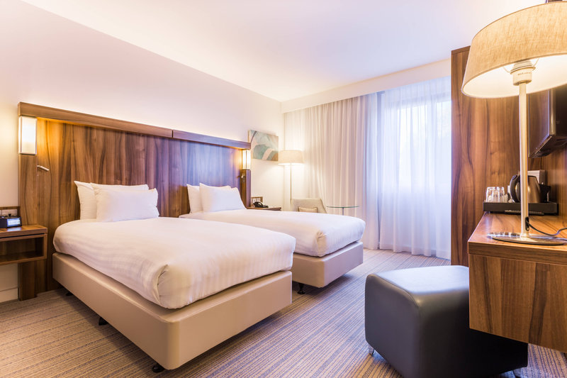 Courtyard Glasgow Airport-Twin/single Bed(s)<br/>Image from Leonardo