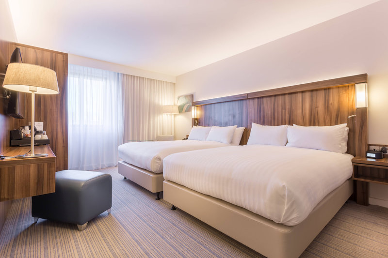 Courtyard Glasgow Airport-Family Guest Room<br/>Image from Leonardo