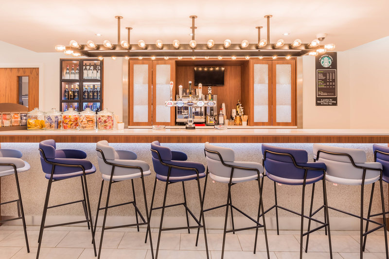 Courtyard Glasgow Airport-The Bistro - Bar<br/>Image from Leonardo