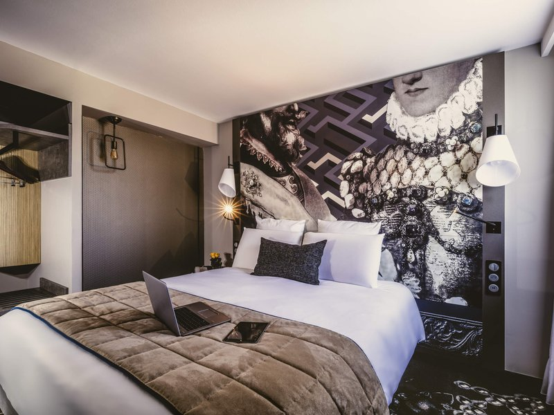 Mercure Pau Palais des Sports Hotel-Guest Room<br/>Image from Leonardo